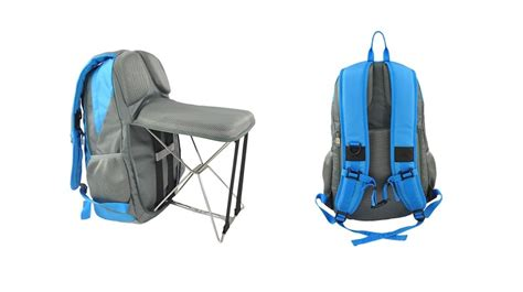 Lightweight Backpack Chair by Folding Backpack Chair Lightweight Cing Chair