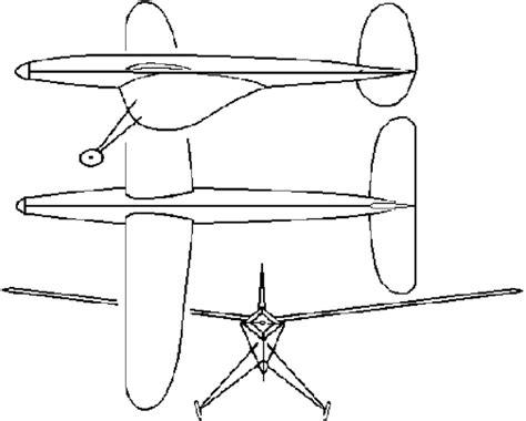 jaguar wakefield model airplane news cover for december 1948