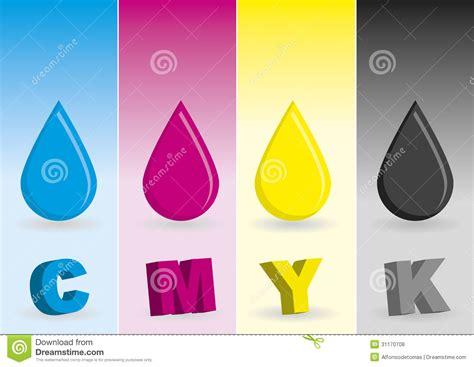 Print 673 Cyan yellow cmyk for print