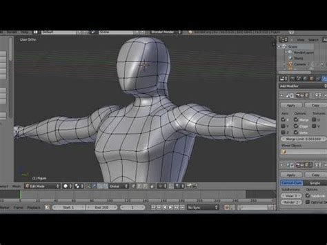 Templates For Blender 26 best ideas about blender on human