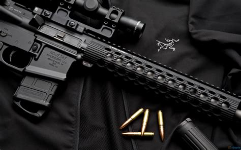 blackout wallpaper rifles weapons ar 15 300 aac blackout wallpapers