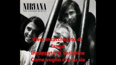 testo come as you are nirvana come as you are testo in italiano