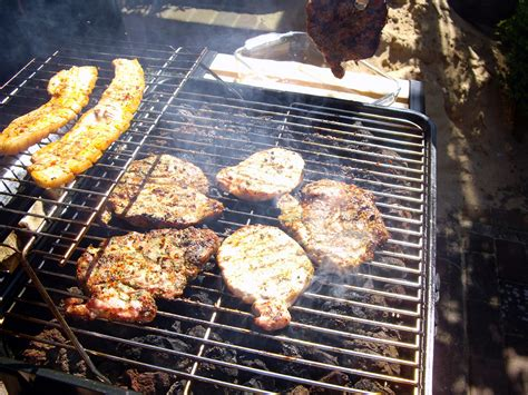 pork country style ribs grill grilled country style pork ribs recipe dishmaps