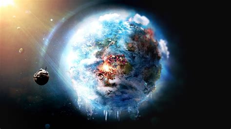 wallpaper future earth planet wallpapers best wallpapers