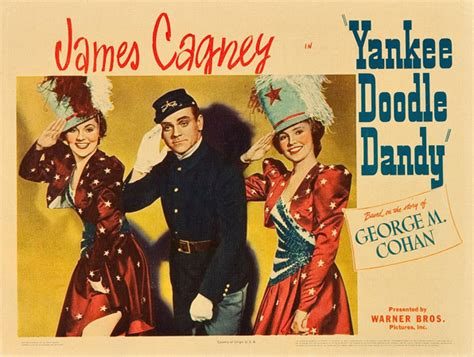 yankee doodle dandy the teegarden nash collection lobby cards