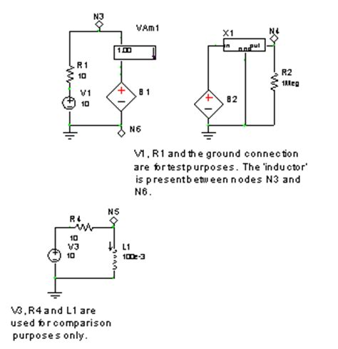 inductors quiz simple nonlinear inductor modeling