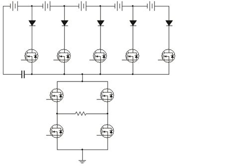 switched capacitor charge switched capacitor multilevel inverter 28 images general output voltage of a cascaded