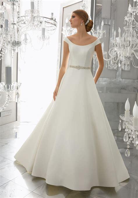 Wedding Dresses Mori by Mori 8179 Marquesa Wedding Dress Madamebridal