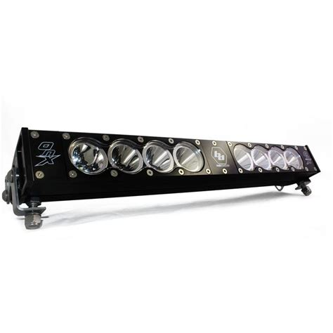 baja onx led light bar baja designs onx squadron review from utvunderground