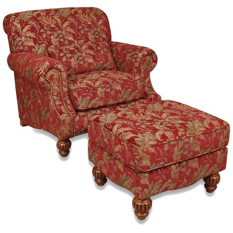 upholstered chair and ottoman england benwood upholstered chair and ottoman set dunk