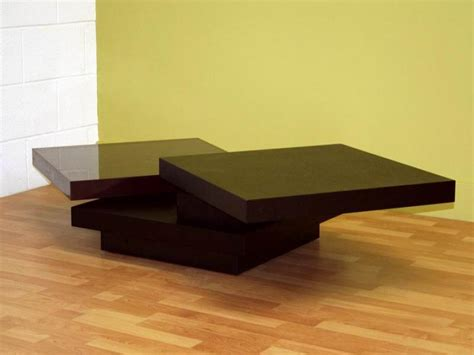 Convertable Coffee Table by Baxton Studio Wenge Oak Veneer Convertible Coffee Table
