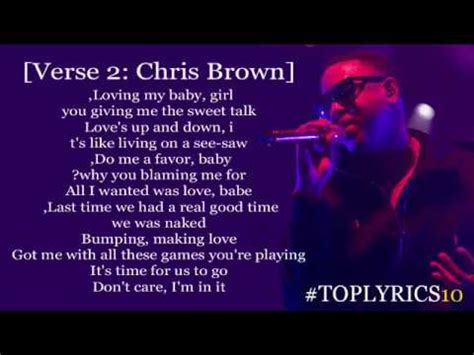 chris brown i needed you mp jeremih i think of you ft chris brown big sean lyrics