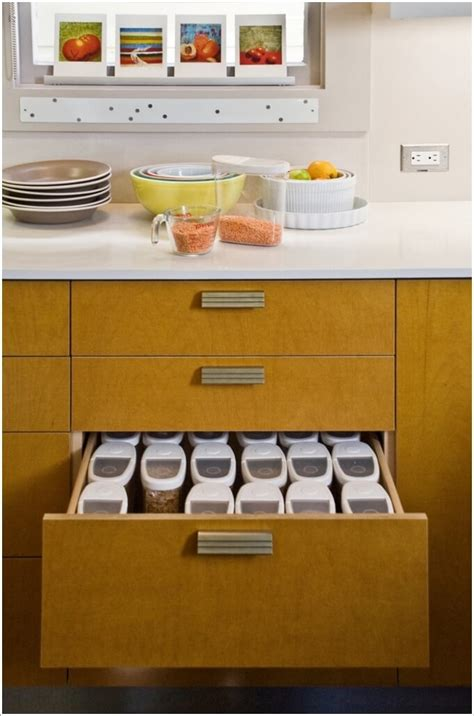Kitchen Food Storage Ideas by 15 Practical Food Storage Ideas For Your Kitchen
