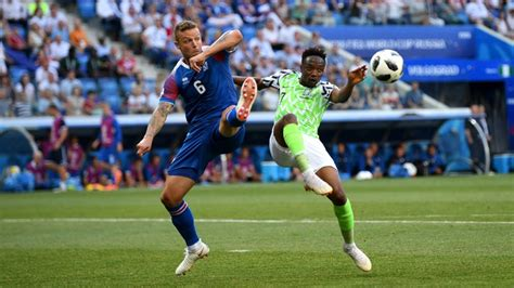 time 2018 world cup nigeria 2 vs iceland 0