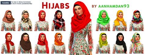 sims 3 custom content middle east the sims 4 middle easterners south asians hijabs you