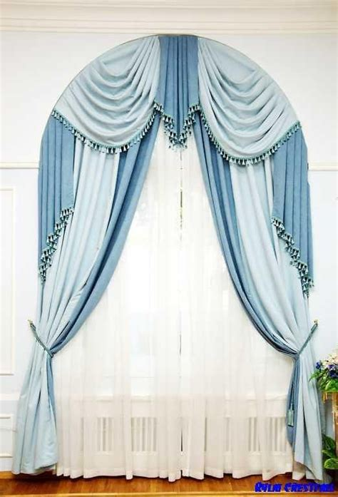 curtains for arch window 1000 ideas about arched window curtains on pinterest