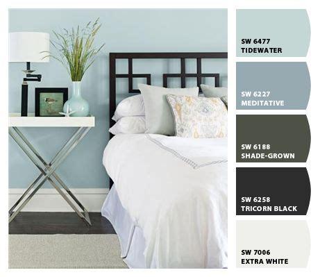 schlafzimmer ideen farben 6477 die besten 25 sw tidewater ideen auf