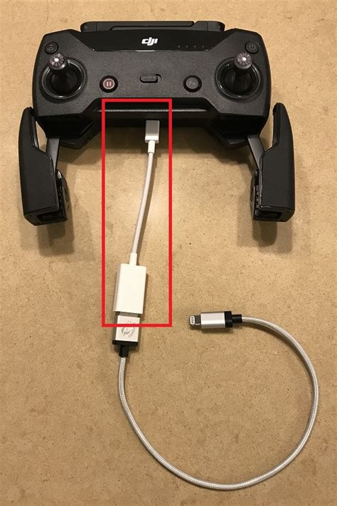 Kabel Otg Iphone by Best Cable For Connecting Rc To Iphone And Dji Forum