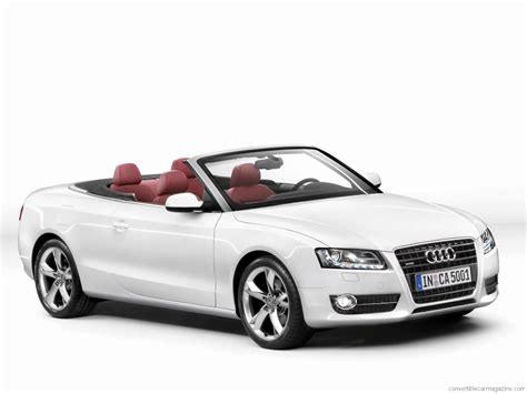 Audi A5 Cabriolet B8 Buying Guide