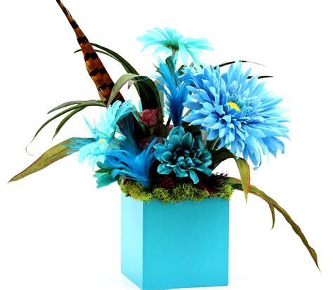 Personalized Wedding Vase Custom Unique Home D 233 Cor Silk Flower Arrangement Coffee