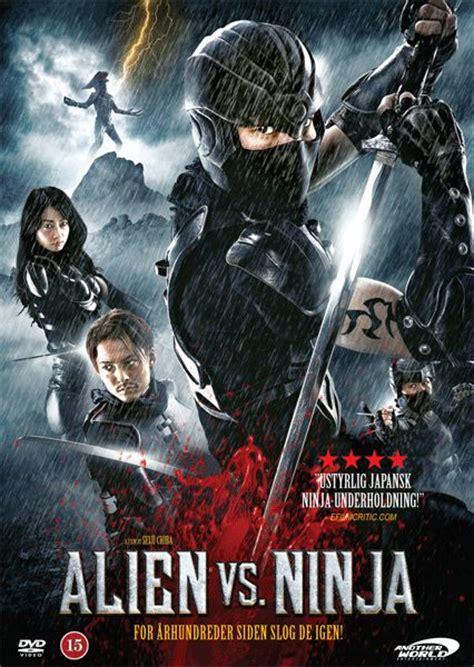 download film ninja vs alien alien vs ninja himmelskibet
