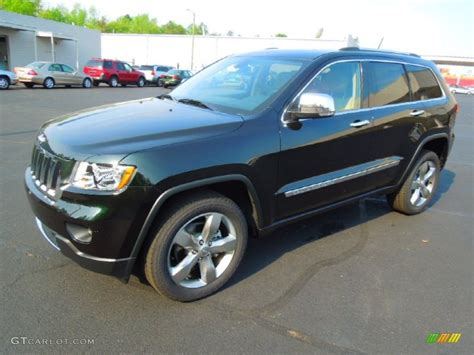 green jeep grand cherokee 2012 black forest green pearl jeep grand cherokee limited