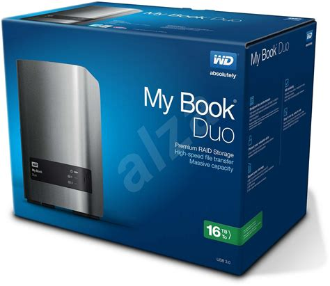 wd my book duo 16tb external drive alzashop
