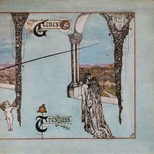 Genesis - Trespass at Discogs Genesis Trespass
