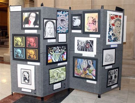 art display systems school art and exhibit display system pro panels