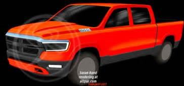 2019 ram 1500 trucks dt what we see coming