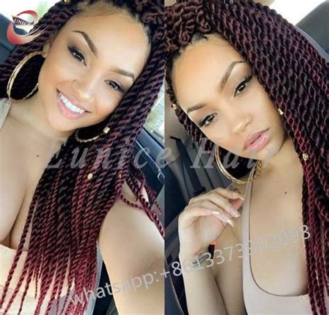 crochet braiding hair for sale elastic senegalese twist hair braids curly crochet