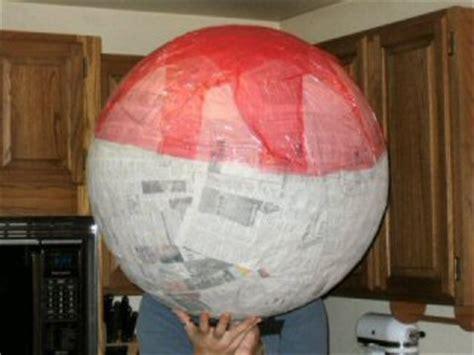 How To Make Paper Mache Heads - paper mache bobblehead costume s random