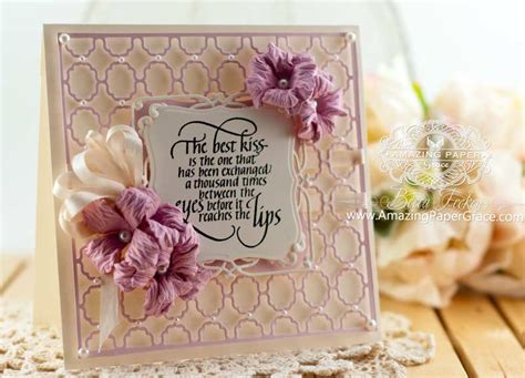 amazing cards to make scrunched flower tutorial 187 amazing paper grace