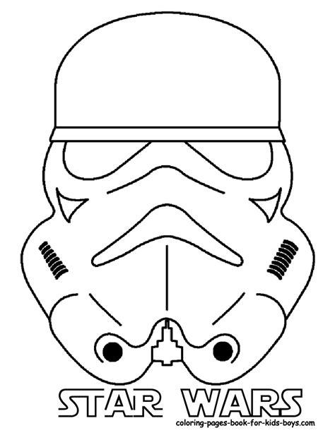Imágenes para colorear de Star Wars
