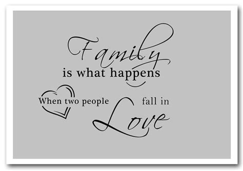 family is what happens grey text quotes framed giclee