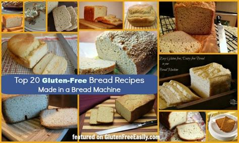 Wheat Free Bread Machine Recipes Best Gluten Free Bread Machine Recipes