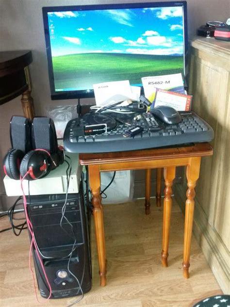 ordinateur de bureau avec wifi troc echange ordinateur de bureau tv lan wifi audio