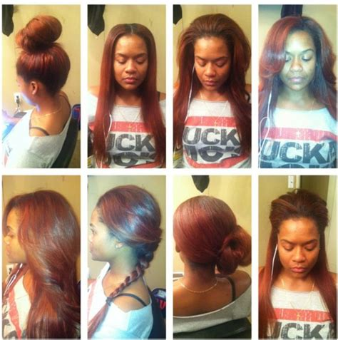 versatile sew in black hairstyles pinterest aby mail query protective weave extension hairstyles