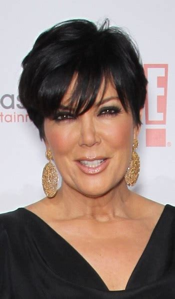 what color is kris jenner hair hairstyles kris jenner youthful short hairstyle