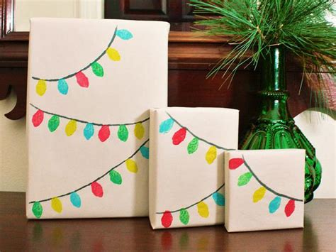 diy wrapping paper you can make from home