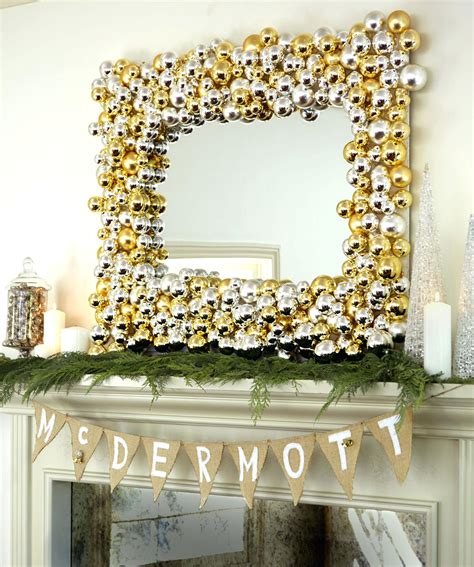 ideas to decorate mirrors for