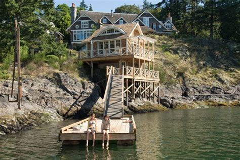 houses from movies the bowen island dream house from quot the uninvited quot