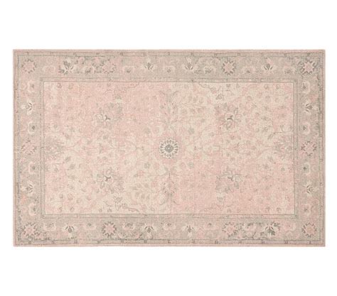 lhuillier printed rug pottery barn