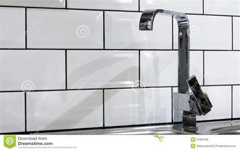 home interior kitchen water tap