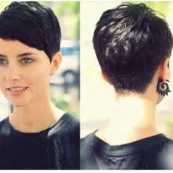 valerie burnett hair style perfect pixie brunette classic beauty hair styles