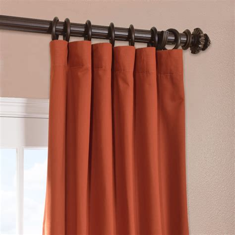 cotton twill drapes bombay rust cotton twill curtain drapes