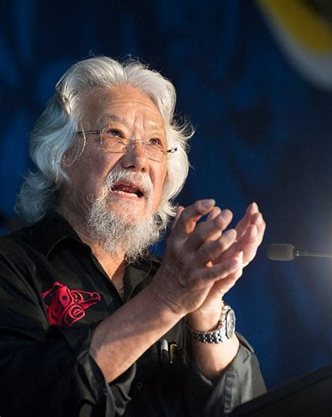 David Suzuki David Suzuki Celebrates Earth Day 2016 At Georgian