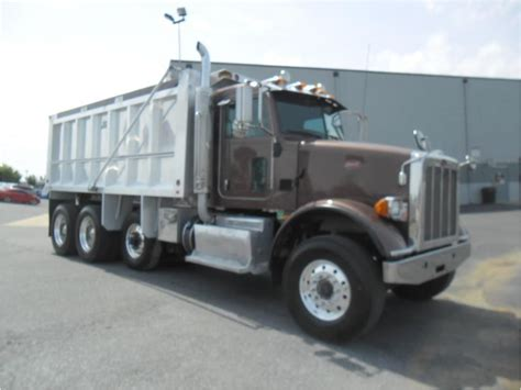 peterbilt dump truck 2015 peterbilt dump trucks for sale used trucks on
