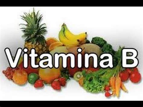 alimentos contienen vitamina  youtube