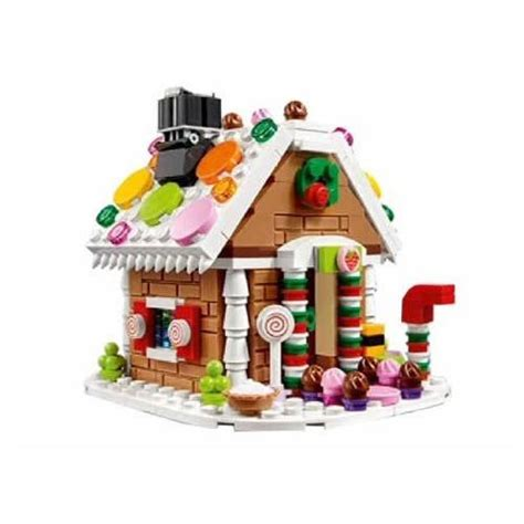 gingerbread house buy lego gingerbread house 40139 toy in the uae see prices reviews and buy in dubai